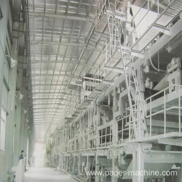 Fluting Paper Flute Paper Making Machine