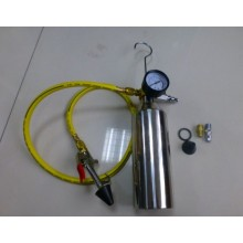 Air conditioner system condensor flush kit