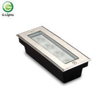 Rectangular 4watt IP65 LED underground light