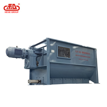 Animal Feed SLJH Horizontal Type Mixer