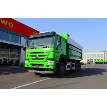 SINOTRUCK HOWO used refurbished tipper truck price