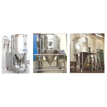 High Speed Centrifugal Spraying Dryer Machine
