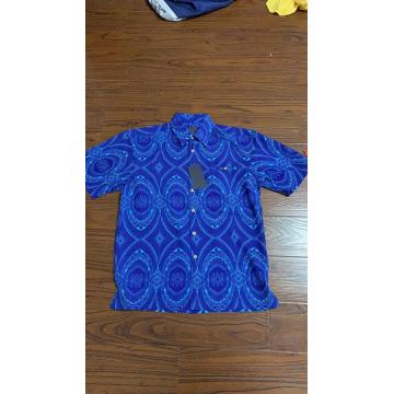 100% cotton Man exotic T-shirt custom printing garment