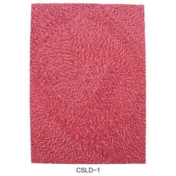 Polyester Design with Loop Carpet
