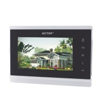 Apartment Video Intercom System for Flats