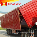 Competitive Price Transport Side Tipping Semi Trailer
