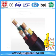 Electrical Wire Low Voltage 0.6/1kV 4CX240mm2 CU/XLPE/SWA/PVC