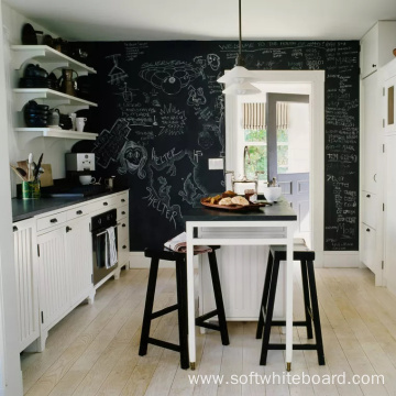 Diy Giant Magnetic Kitchen Chalkboard Wall