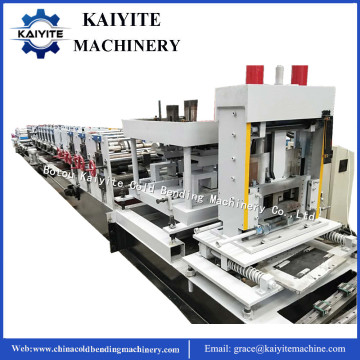 Light Gauge C/U Channel Steel Frame Machine
