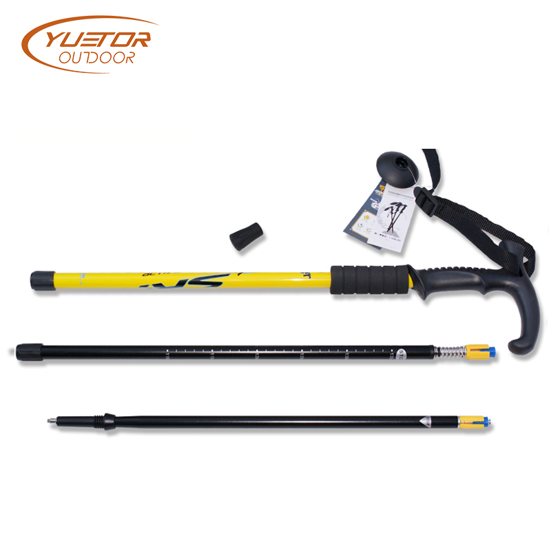 3 section trekking poles