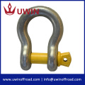 3/4'' 4.75 tons Electroplate Lifting Bow Shackle