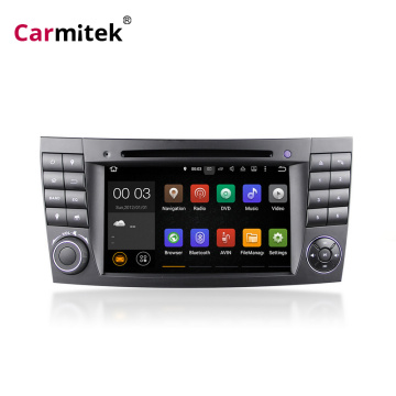 Android For Mercedes Benz W211 W463 autoradio