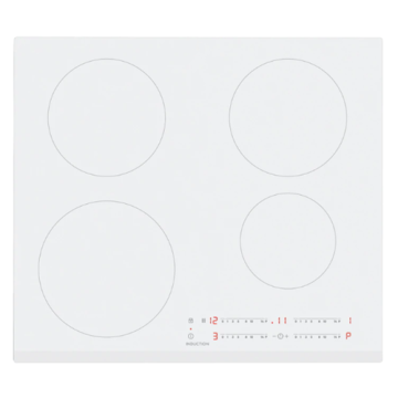 Germany Cooking Range Induction Hob White