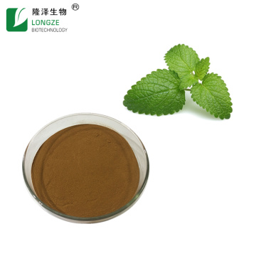 melissa officinalis leaf extract