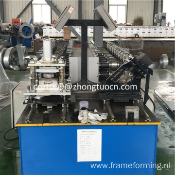 Rolling Shutter Strip Machine shutter door machine door shutter roll forming machine