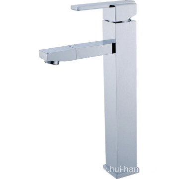 Brass Chrome Plated Kitchen Sink Faucets