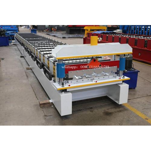 IBR Metal Wall Panel Roll Forming Machine