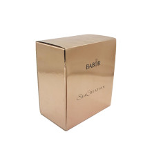 New style folding  cosmetic gift box