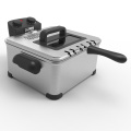 Non Stick Enamel Electric Deep Fryer