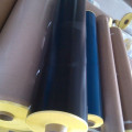 0.16mm Blue PTFE  Adhesive Tapes With Liner