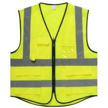 Low price High quality Roadway warning jacket