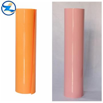 Plastic pvc sheet rolls for packing