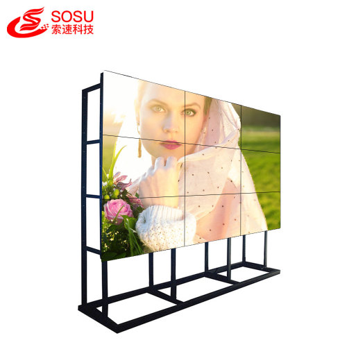 HD 1080P wall mount LCD video player