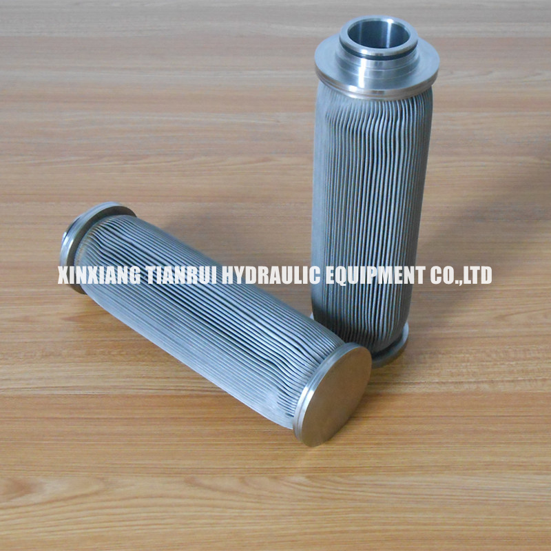 Washable Stainless Steel Polyester Melt Filter element