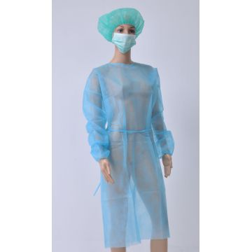 Protective Disposable Isolation Gown