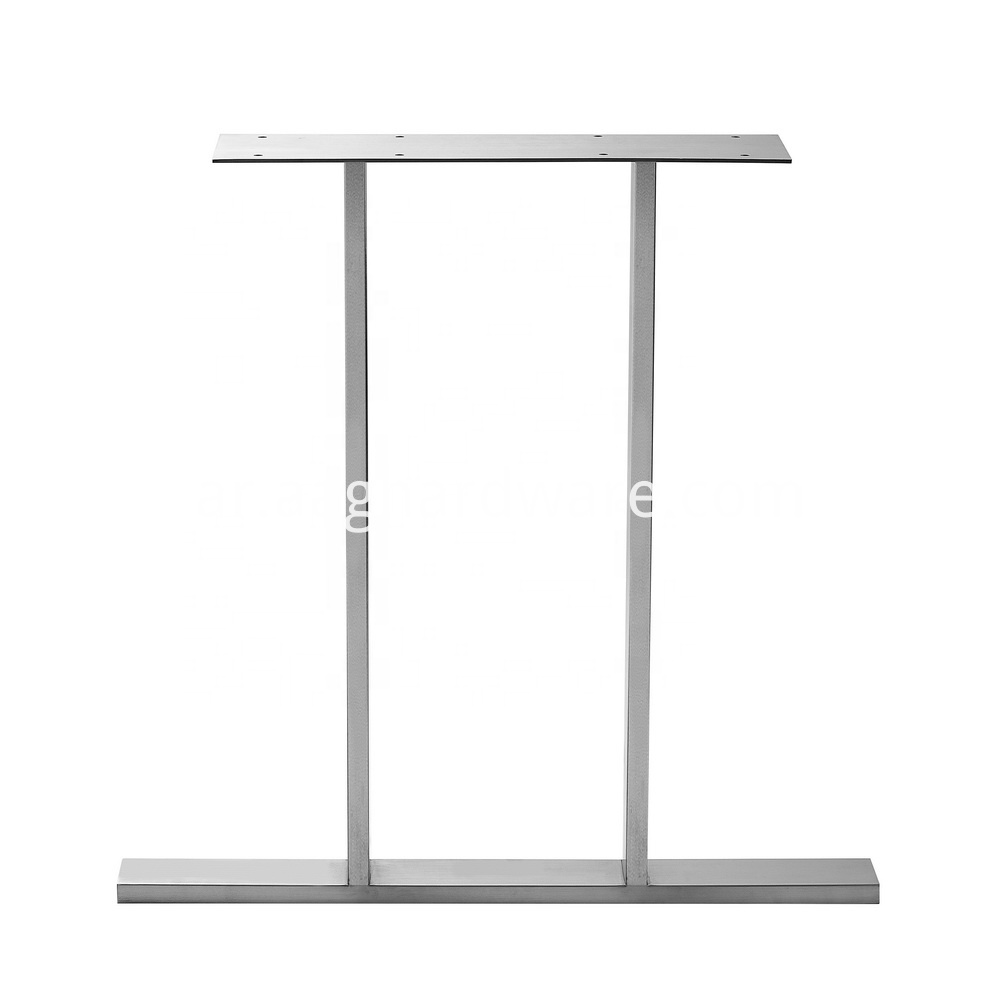 Stainless Steel Dinning Table Legs For Wood 4