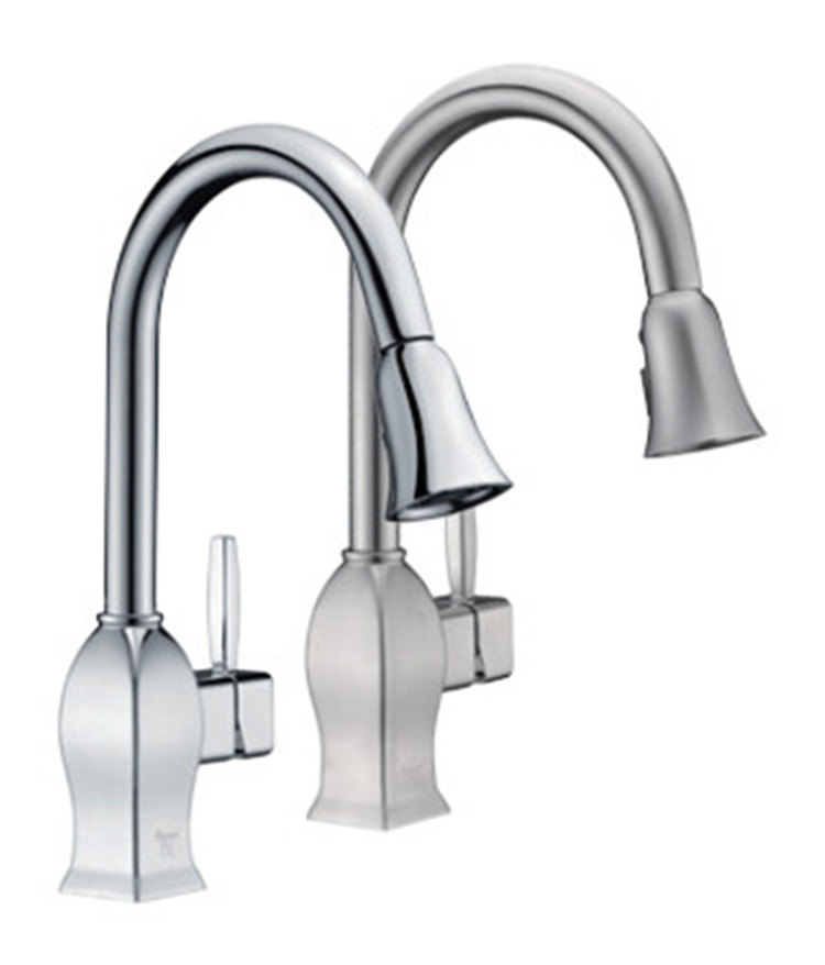 Fairbury Pull Down Kitchen Faucet