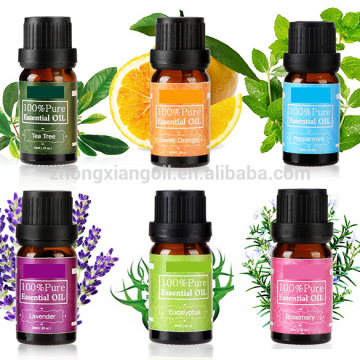 pure aromatherapy organic essential oil set