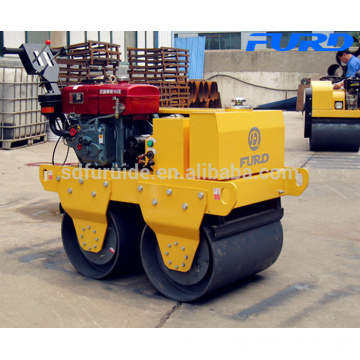 Mini Hand Road Roller Compactor for Soil Compaction (FYL-S600CS)