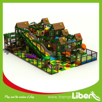 Toddler indoor playground design surface