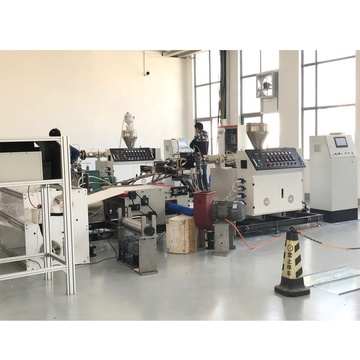 High quality melt blown fabric production line