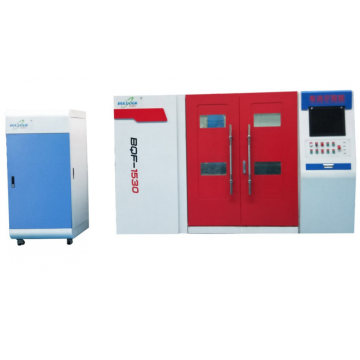 Fully Enclosed Fiber Laser Cutting Machine For Metal