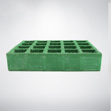 Fiberglass Reinforced Plastic FRP Grating For Drain Cover Deck Overflow Floor Panel Factory Price