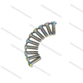 M3 colorful thread stainless steel button head screws