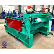 steel plates leveling machine straightening machine