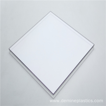 High-quality hardened anti-scratch plastic sheet