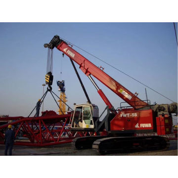 Telescopic Boom Crawler Crane on Sale