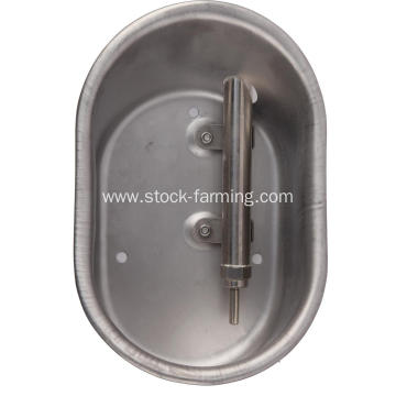 stainless steel pig drinking bowl for pig farm