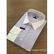 New arrival male stand-up collar long sleeve shirt