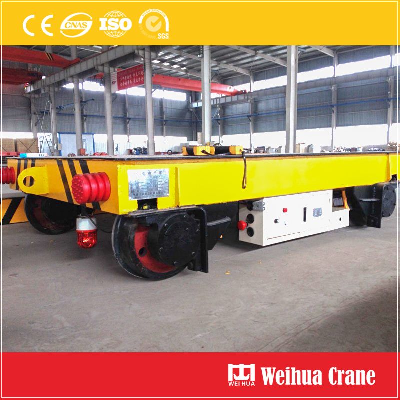 Electric Flat Transfer Cart 3
