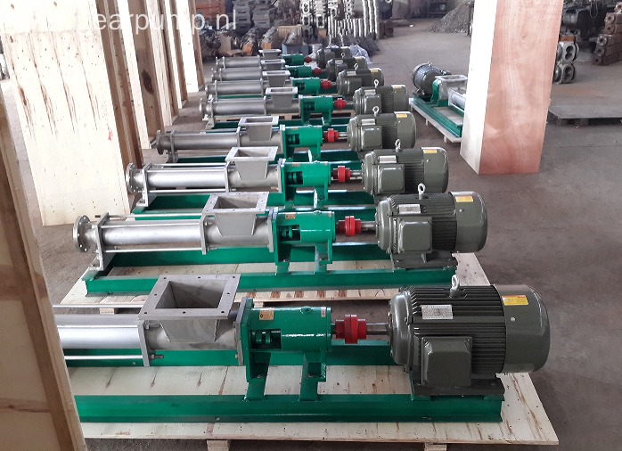 Factory price high pressure stainless steel single screw pump for high viscosity liquids