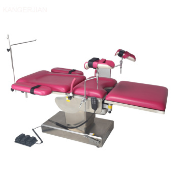Electric Hydraulic Operating Gynaecology Obstetric Table