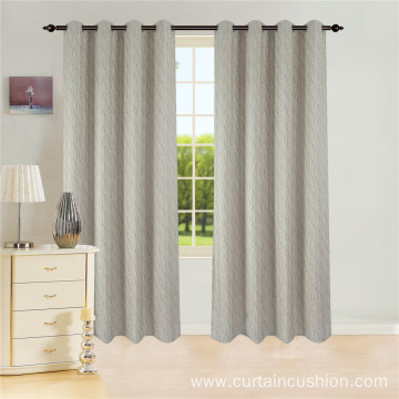 Hot Sale Window Jacquard Curtain
