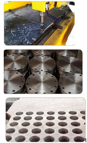 CNC Flange Multi-holes Driiling Machine