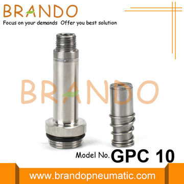 GPC 10 Turbo Pulse Valve Pole Assembly Armature