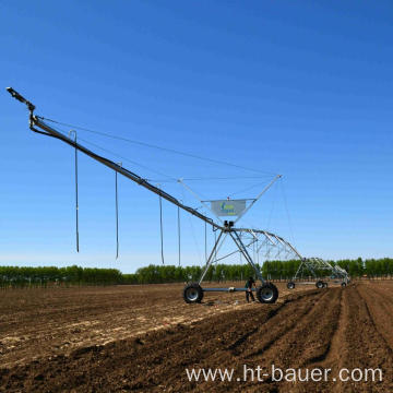 Farm Center Pivot Irrigation from H.T-bauer Machinery